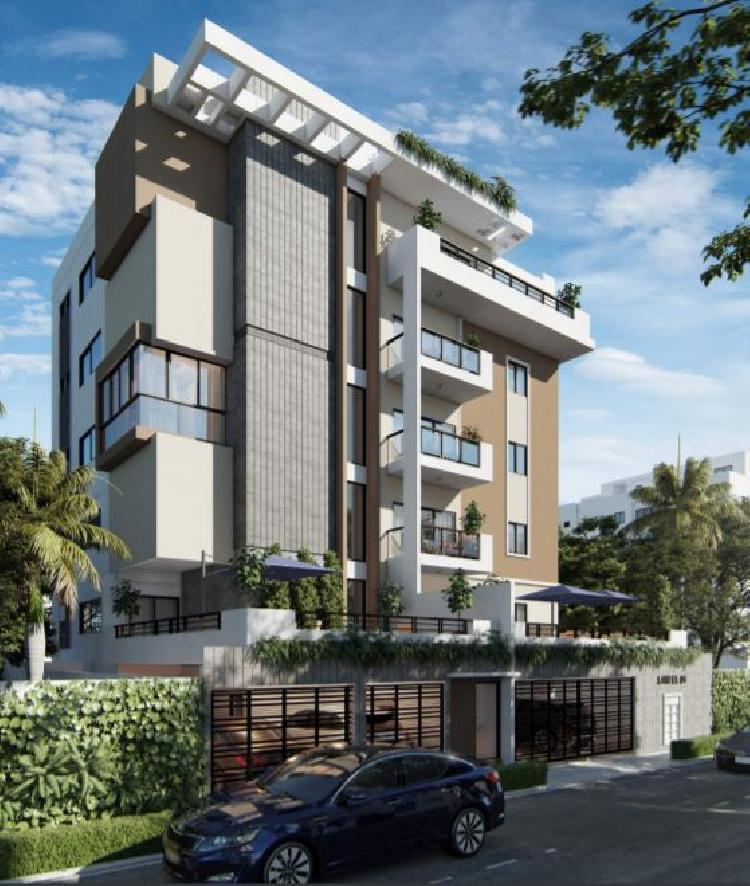 Lanfel Edificio de solo 6 apartamentos en Mirador Sur