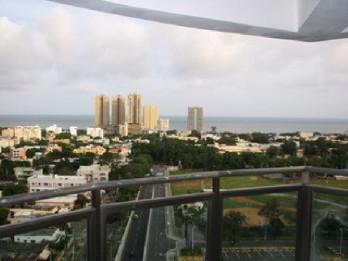 Apartamento de 400mt 4 hab 4 Baños 3 p vista al mar