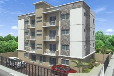 Apartamento en venta  de 83 mt2 Santo Domingo Este