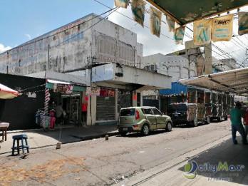 Alquilo local frente Comercial Centro de San Salvador