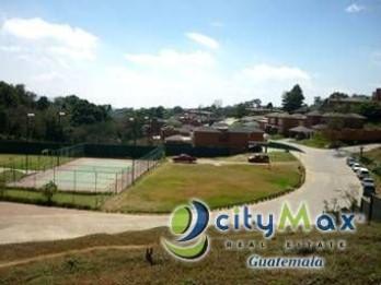 CityMax Vende terreno en Fraijanes, Carretera a El Salv