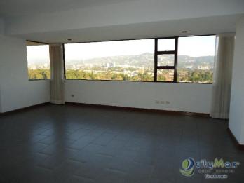 Alquilo o vendo Apartamento con en Zona 14