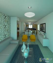 Apartamentos nuevos en venta en Urb. Thomen, Santiago
