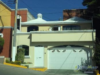 Se Promociona Hermosa Casa Remodela en renta en zona 16