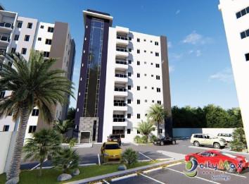Apartamentos en VENTA en torre, Rincón Largo, Santiago