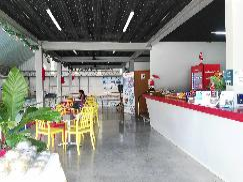 Rento local para Cafetería dentro de Complejo Deportivo