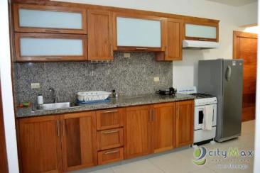 CityMax Vende Apartamento Amueblado en Piantini
