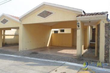 Vendo Casa con 256.00m2 en Zona 2 PVC-007-05-13-88