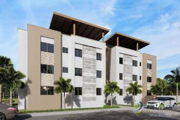 vendo apartamento en Punta Cana  proyecto cerrado