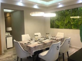 Vendo o Rento Apartamento Amueblado en Piantini 175 Mt2