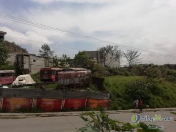 Terreno en Venta en Las Tapias Zona 18