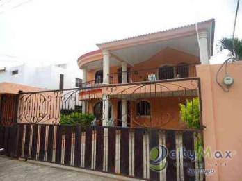 Casa Residencial En Venta En Valle Verde I. Santiago