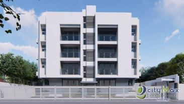 SE Vende Apartamentos En  Los Laureles  SANTIAGO