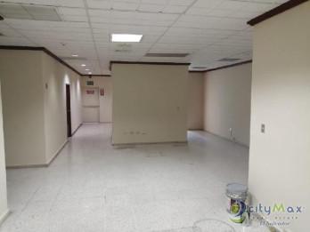 Alquilo oficina de 419m2 en Santa Elena