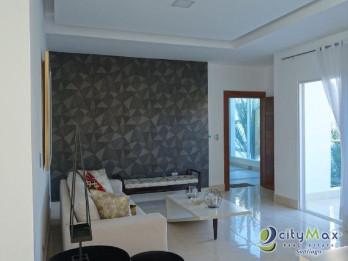 Se  vende Hermoso Apartamento en Torre, en Santiago