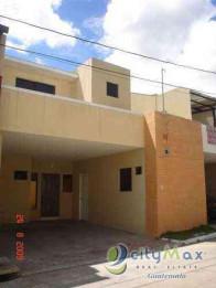 Vendo casa en San Cristobal Mixco