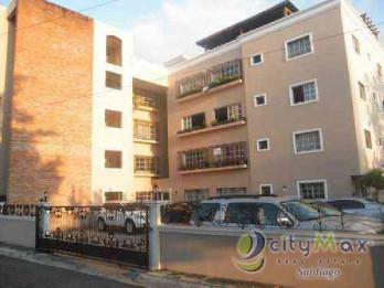Espacioso apartamento en La Rinconada, Santiago