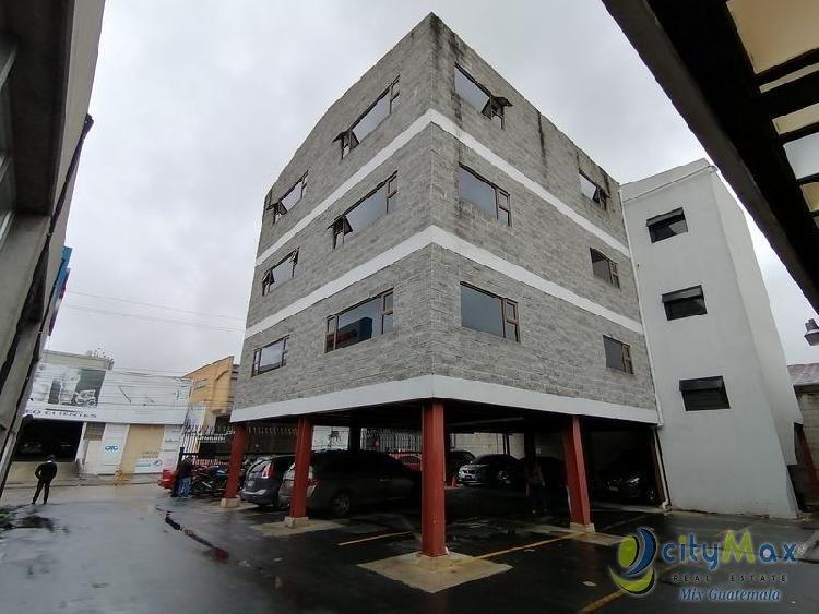 Edificio y Bodega en Venta o Renta Zona 4 de la Ciudad