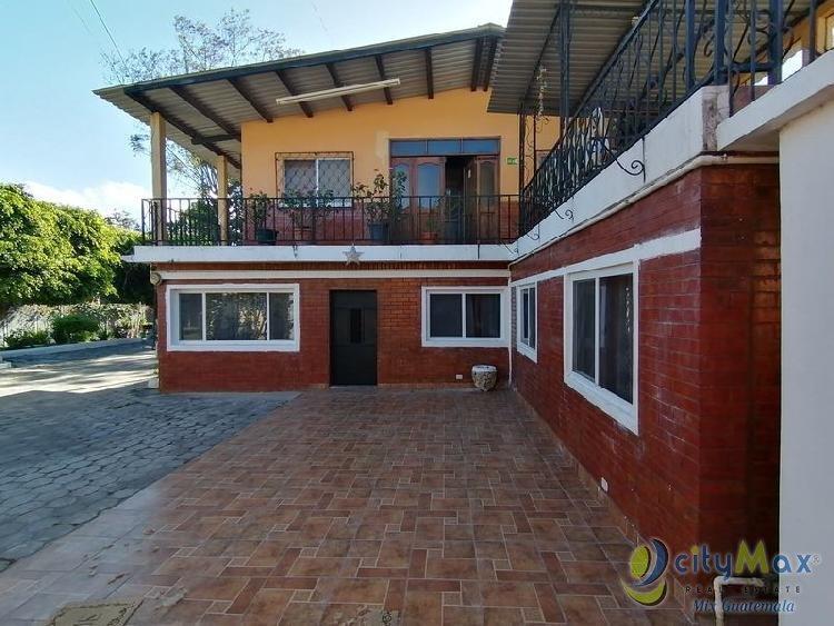 Casa en Venta Villa Nueva Zona 4, Colonia Venecia