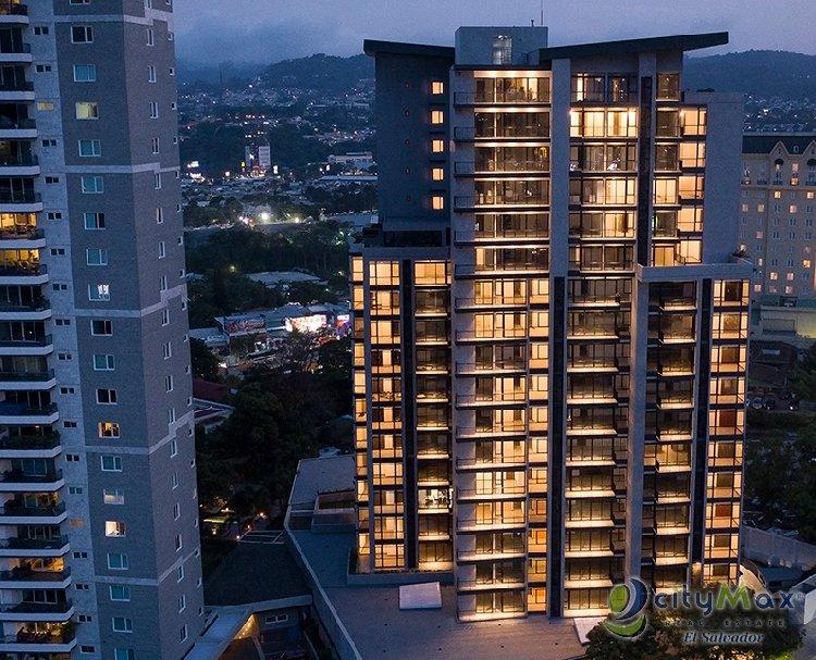 Alquilo Exclusivo Apartamento en Casa CINCO San Benito