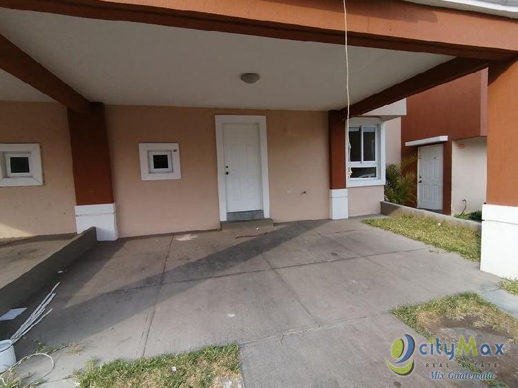 Casa en Renta Condado Catalina Zona 6 Villa Nueva