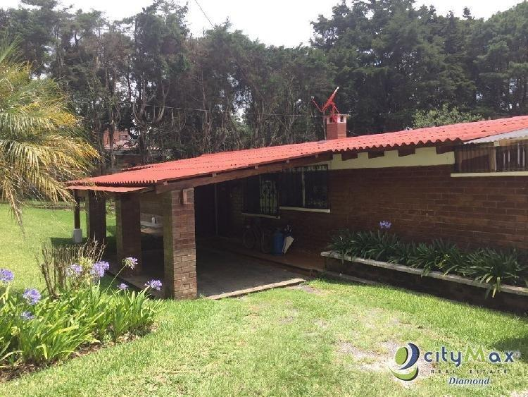 Casa 1 nivel condominio km. 16 carretera a El Salvador