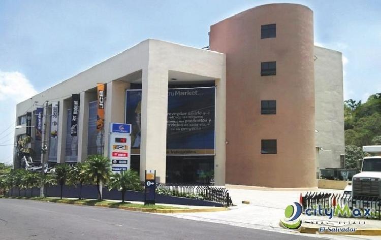 Alquilo Oficina Edificio Corporativo Antiguo Cuscatlán