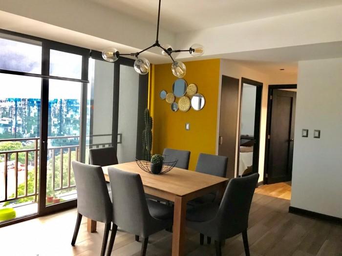 Apartamento de 2 habitaciones en Renta en Zona 13