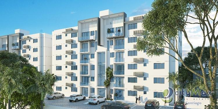 Apartamentos en ventas Jardines del norte Santiago.
