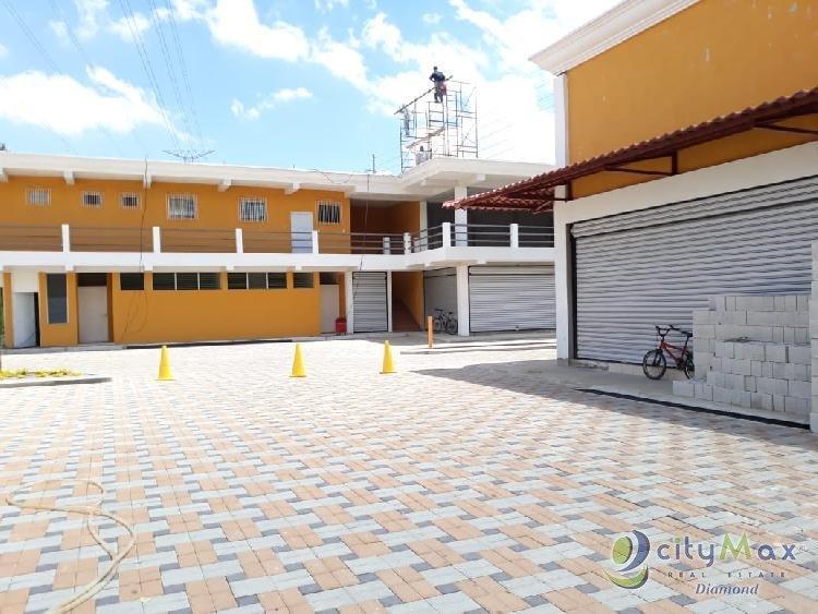 En renta nuevo Centro Comercial en San Jose Villa Nueva