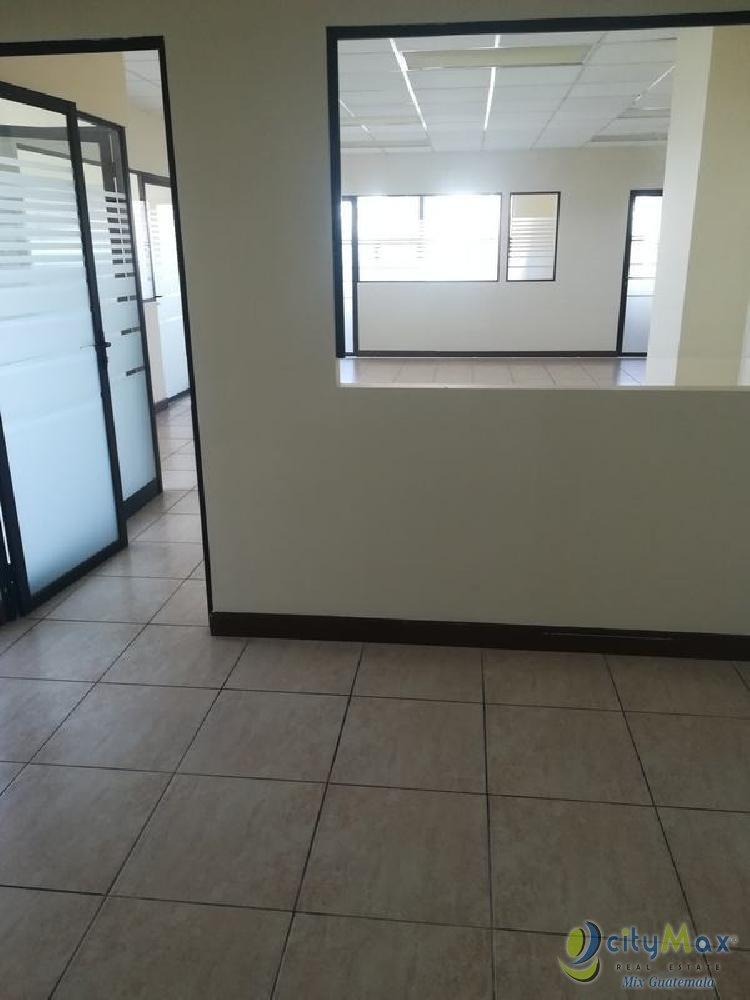 Oficina en Renta en Zona 13 de 177 metros²
