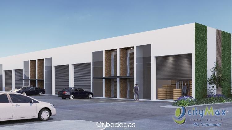 Oficina en Venta Complejo Industrial de Zona 4 Mixco
