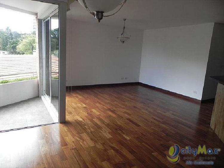 Rento Apartamento en Oakland zona 10 Guatemala