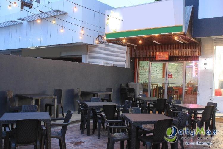 venta de Punto Comercial de Restaurant en Bella Vista