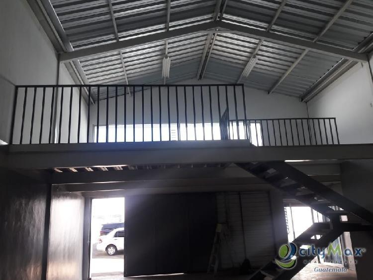 Ofibodega en renta en Km 13.8 San José Pinula