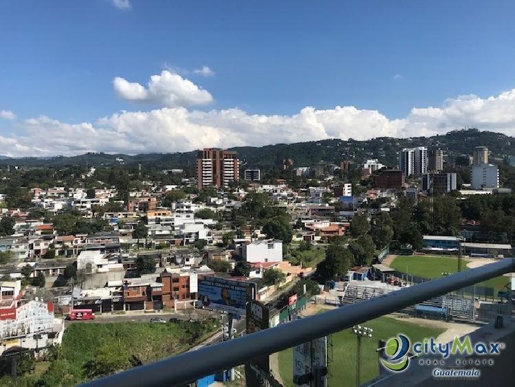 Apartamento equipado en renta zona 15 Guatemala