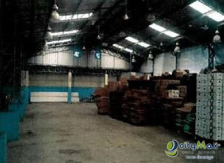 Nave Industrial en Venta en carretera Duarte vieja