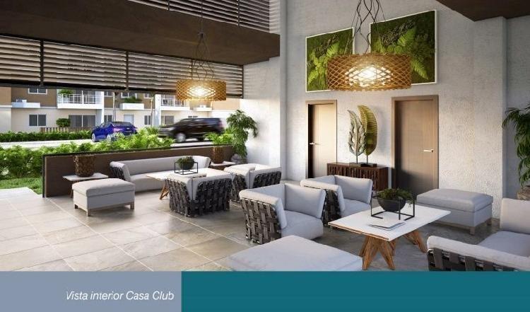 Apartamento en Venta en Primer Nivel con Terraza