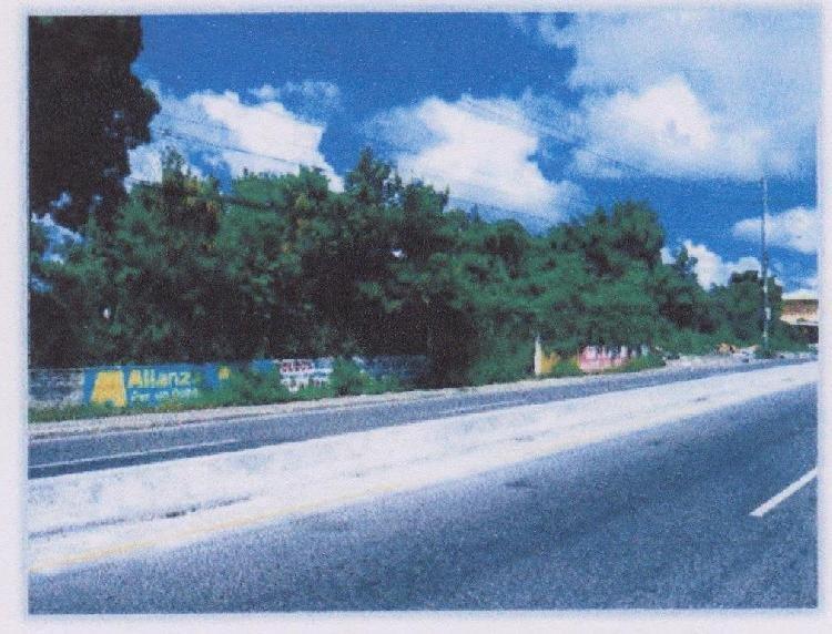 Terreno Carretera Mella, Hainamosa .Santo Domingo Este