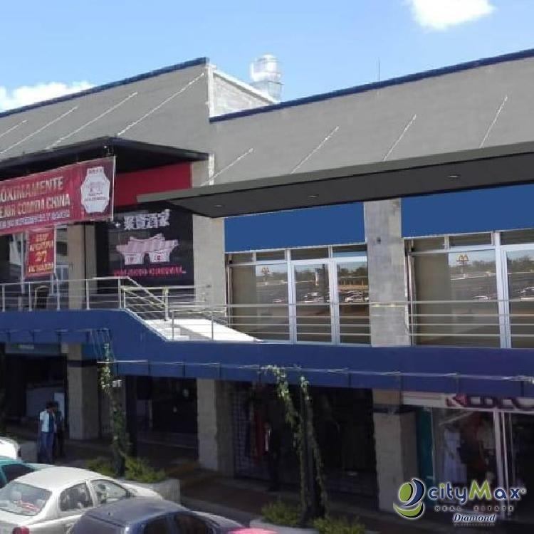 Local en renta en 2o nivel de CC en San Cristobal