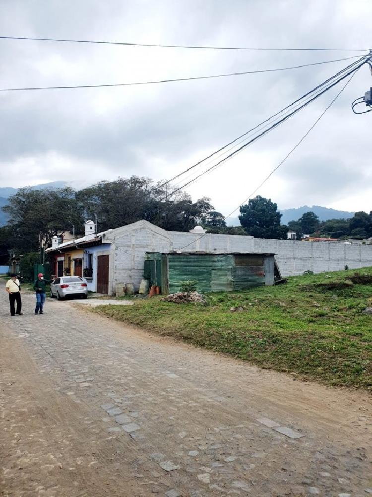 CITYMAX ANTIGUA VENDE TERRENO EN SAN PEDRO EL ALTO