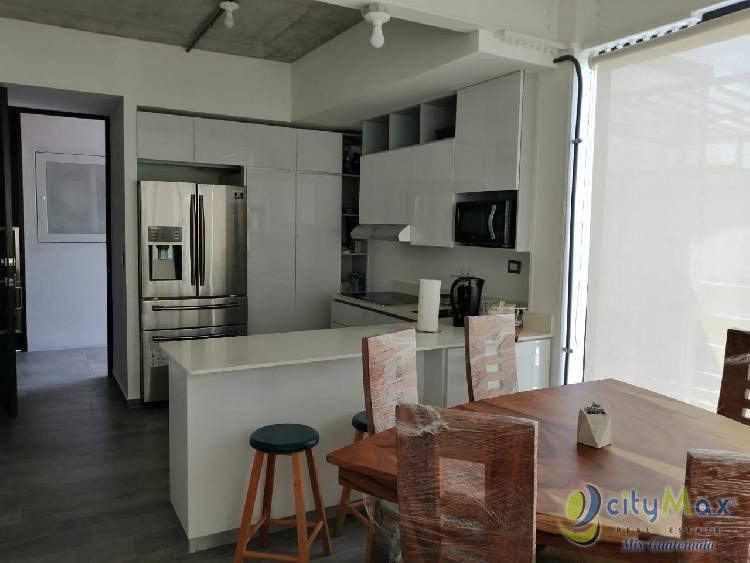 Apartamento Amueblado en Renta Zona 16 Shift Cayala