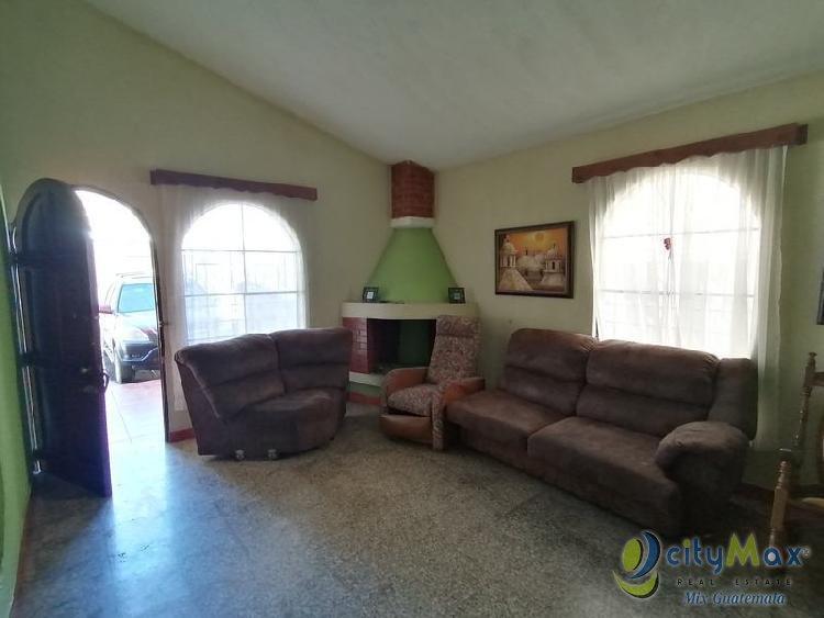 Casa en Venta Villa Nueva, 6 habitaciones
