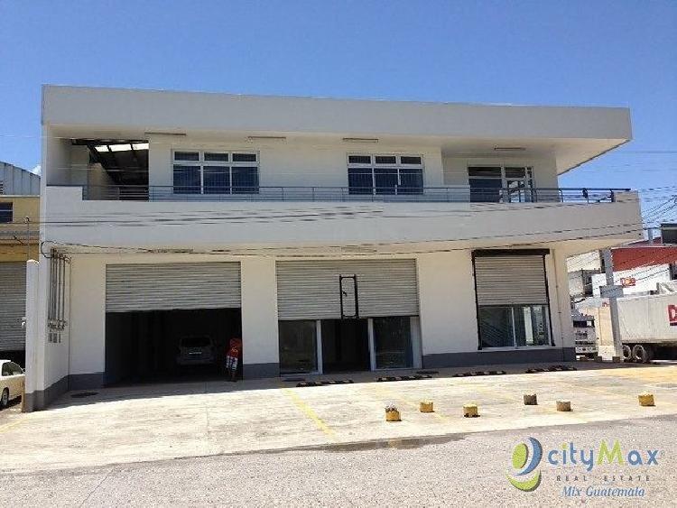 Edificio de Oficinas y Comercio en Renta Puerto Barrios