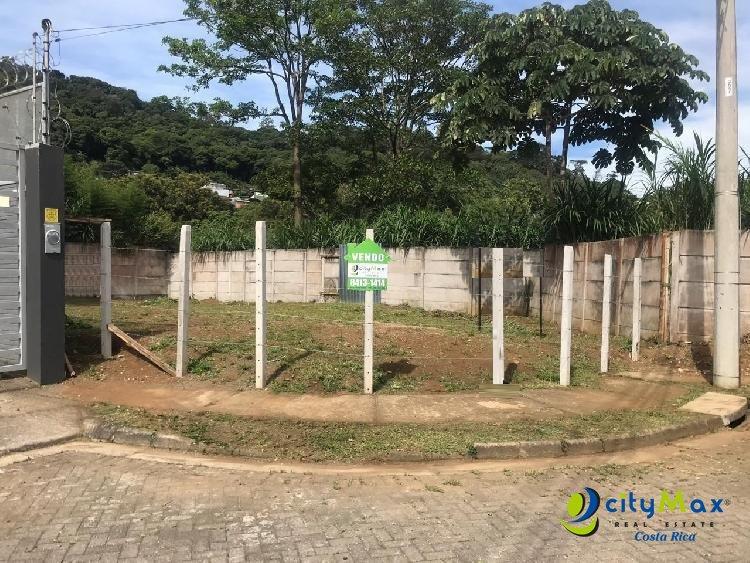 Venta de terreno en Ayarco Curridabat, 371M Residencial