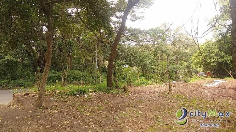 Se Renta Terreno en Santa Catarina Pínula
