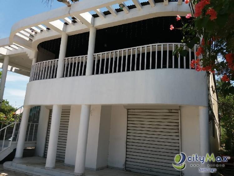 CITYMAX vende Local Comercial en Laguna Salada RD