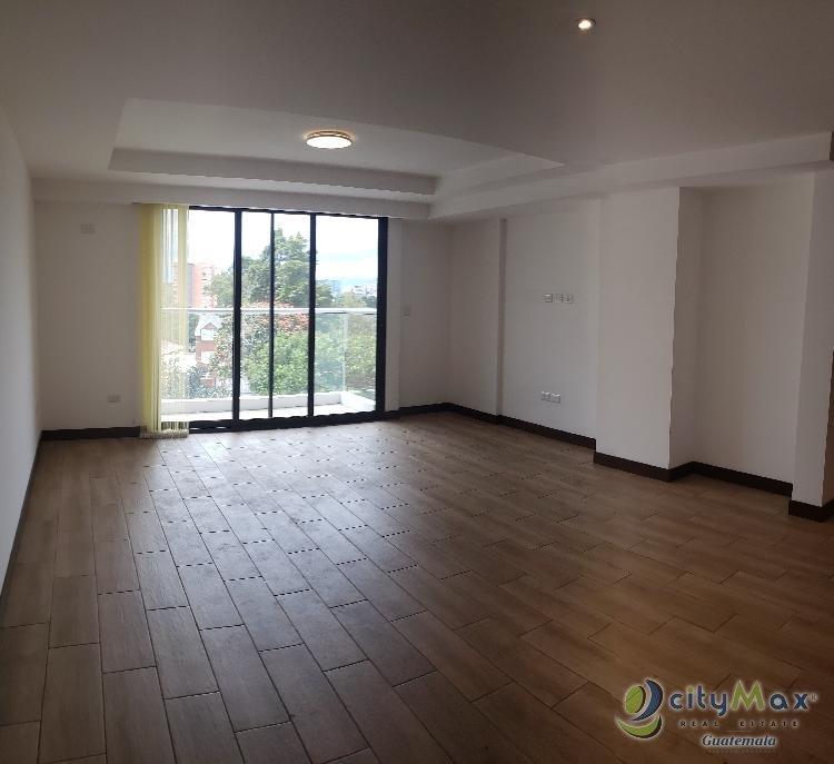 Apartamento nuevo en Renta en zona 15, para estrenar