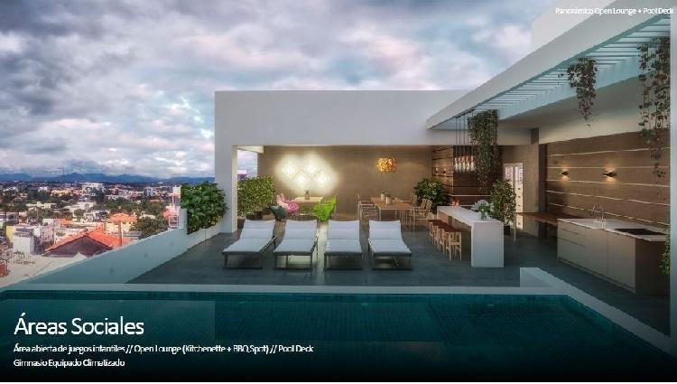 Apartamento en Venta 2 Hab En Torre Evaristo Morales