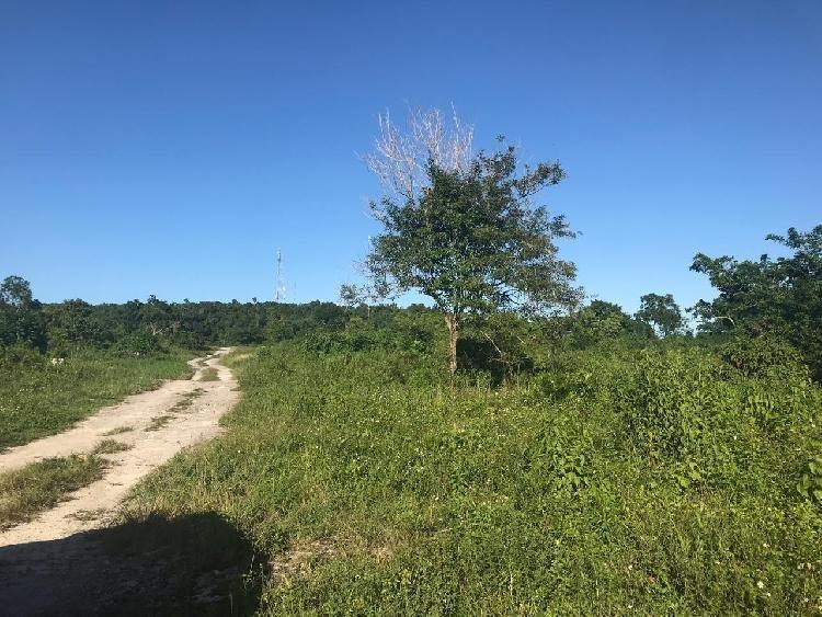 SE VENDE terreno 2,829.85 mts en Veron, Punta Cana